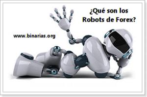que son los robots automaticos de forex