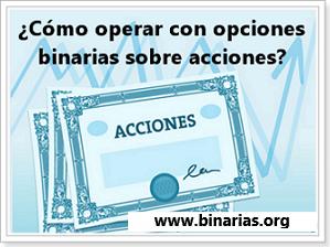 invertir-en-opciones-binarias-sobre-acciones