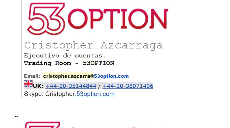 53 Options documento Cristopher Azcarraga.