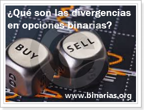 Como identificar divergencias opciones binarias