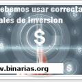 Programas automáticos inversión en opciones binarias robot