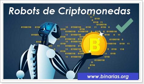 robot criptomonedas