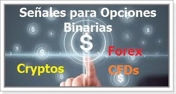 Señales binarias en español