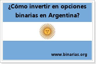 opciones binarias en Argentina