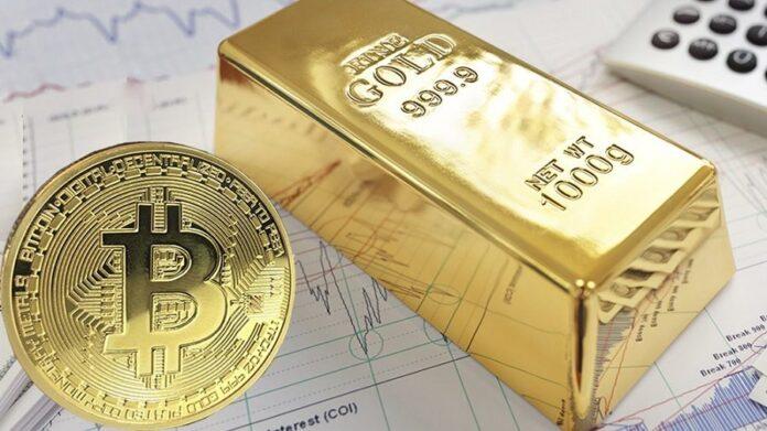 Valor refugio bitcoin