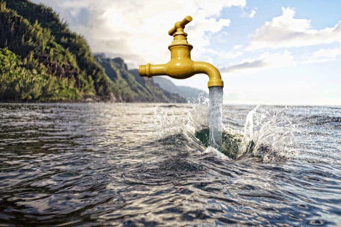 Inversion en agua